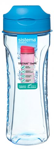Butelka Tritan Swift Bottle 600 ml Sistema