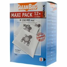 Worki MIELE G / H / N. CleanBag - Maxi Pack 12szt.